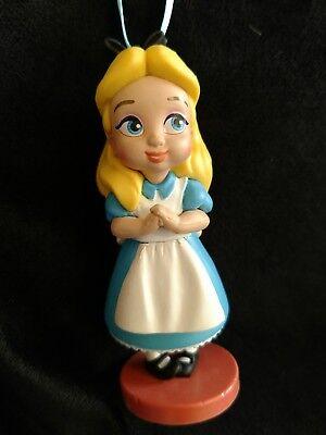 Disney Animator Young Alice in Wonderland Christmas Ornament