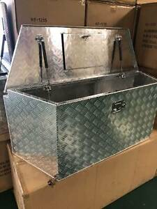 HOT HOT HOT!!! New Aluminium Drawbar Ute Truck ToolBox For Sale Coopers Plains Brisbane South West Preview