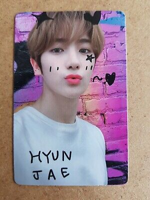 The Boyz Juyeon 2 Authentic Official Photocard Dreamlike 4th Mini Album