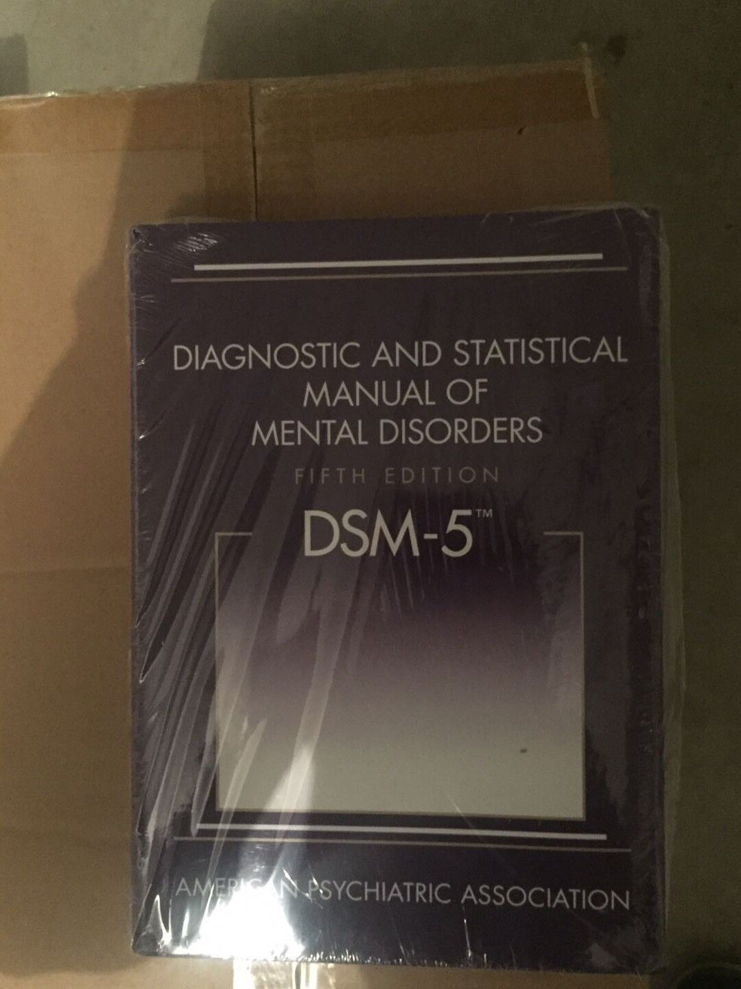 diagnostic statistical manual of mental disorders The diagnostic and statistical manual of mental disorders, fifth edition (dsm-5) is the 2013 update to the diagnostic and statistical manual of mental disorders, the taxonomic and diagnostic tool published by the american psychiatric association (apa.