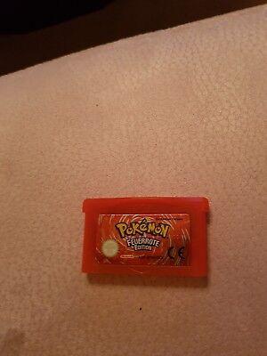Pokémon: Feuerrote Edition (Nintendo Game Boy Advance, 2004) online kaufen