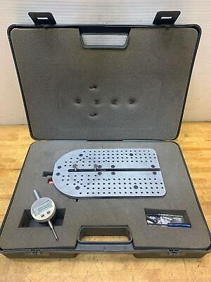 Dyer 747-000 Large Gage Id-od Measuring Tables 0.345 To 13.000 With Indicator