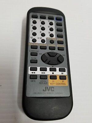JVC Home Audio Remote Control Unit RM-SXSV22U  Jvc Home Audio