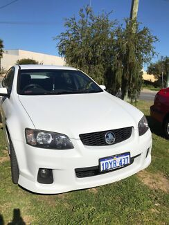 Holden commodore SV6 2010 3.6L 165000 Cannington Canning Area Preview