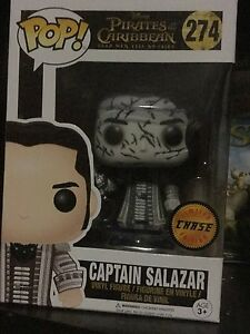 Captain Salazar funko pop chase exclusive
