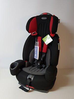 Graco Nautilus Elite Diablo Auto-Kindersitz, Autositz,