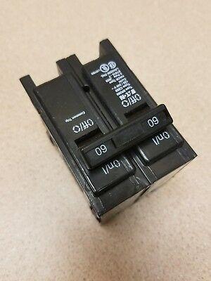 New Eaton Cutler Hammer Br260 60 Amp Circuit Breaker 120240v 2-pole