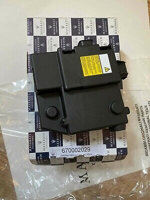 Maserati Ghibli,Levante,Quattroporte Battery Multi-Function ECU 670002029