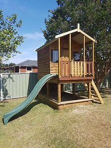 Used Aaron's outdoor cubby house Old Toongabbie Parramatta Area Preview