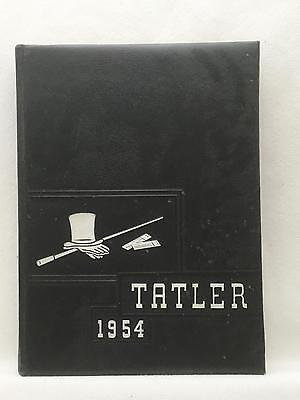 1954 William Penn High School Yearbook / Annual THE TATTLER York PA