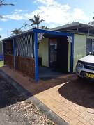 On-site caravan, Smugglers' Cove, Forster, NSW. Forster Great Lakes Area Preview