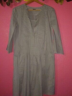 Iris v Arnim Designer  Pleated Dress Size Small  EUC