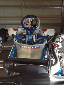 Gokart plus 125cc 2 stroke engine Bundaberg Central Bundaberg City Preview