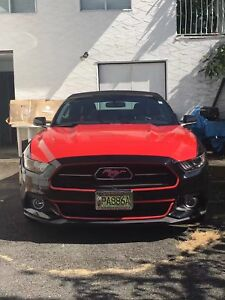 2015 Ford Mudtang 2.3 econ boost 50 annuversry