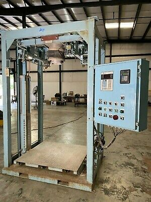 Taylor Ibc 3000 Bulk Bag Super Sack Weigh Filler
