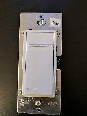 - Leviton Vizia + Digital Coordinating Remote Dimmer/Fan Speed Control VP00R-10