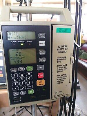 Baxter Flo-gard 6201 Infusion Pump 220v 240v