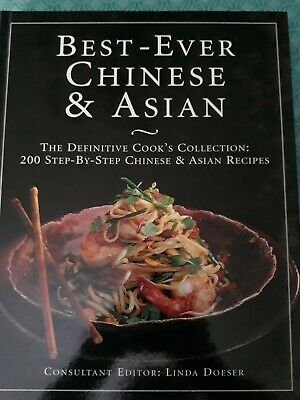 Best-ever Chinese and Asian The Definitive Cook's Collection: 200 recipes