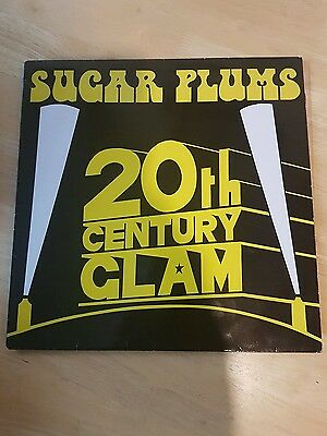 "sugar plums 20th century glam UK only private press 12"" sweet t.rex arrows elton"