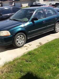 1996 Honda Civic EX sedan for sale