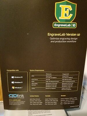 Engravelab Foundation Software Us-engravlab-v10 For Roland Engravers Cadlink