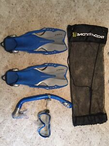 Body Glove snorkelling gear for kids (two sets)