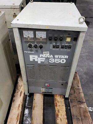 Panasonic Welding Dc Power Source Yd-350rf2 18kva 3 Phase 350a Pana Star 890dk
