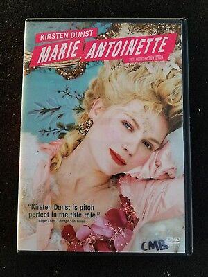 Marie Antoinette Dvd  Kirsten Dunst
