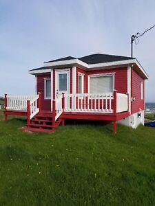 Maison Iles de la madeleine près de la mer