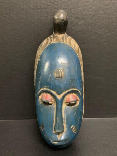 AFRICAN ART BAULE MASK