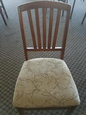 28 Folding Wooden Banquet Chairs