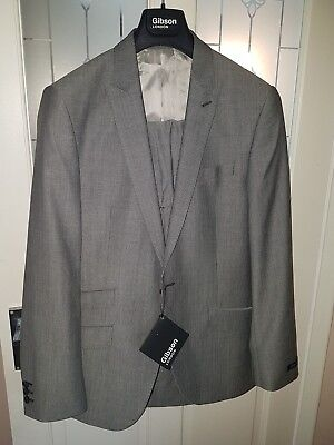 Mens Gibson London Mod Style Suit BNWT  - Mod Suit Style