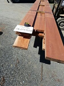 DECKING & TREADS HARDWOOD RED GUM Deception Bay Caboolture Area Preview