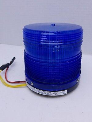 Tomar 801bl-1224 Code Blue 11499 Blue Led Beacon Strobe