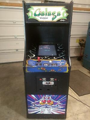 GALAGA  Arcade Game Classic Bally Midway ORIGINAL *Works Great*