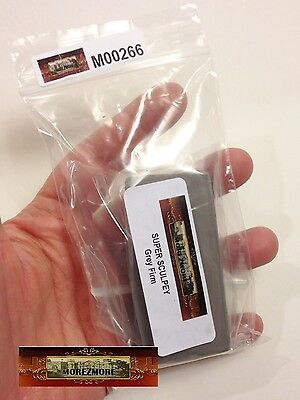 M00266 MOREZMORE Try Super Sculpey FIRM Sculpting Model Polymer Clay 2 oz A60