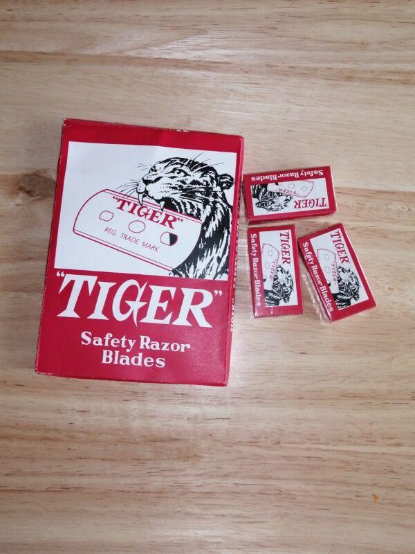 3+Pkt+Tiger+Razor+Blades+%2810+Pieces+in+a+Pkt%29.+Long-lasting%2C+precision+razor+.++
