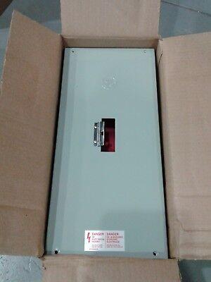 Te100s General Electric Circuit Breaker Enclosure 100amp 600v New In Box