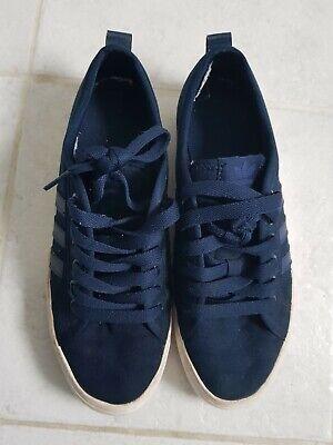 Adidas Nizza Mens Trainers  Size 8 UK