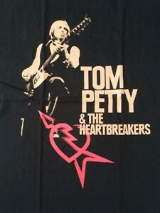 FREE SAME DAY SHIPPING TOM PETTY and the HEARTBREAKERS SHIRT SIZE XL