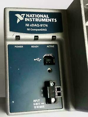 National Instruments Ni Cdaq 9174 4-slot Usb Compactdaq Chassis