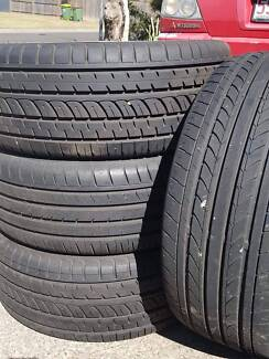 Mags and Tyres to suit Lancer Deception Bay Caboolture Area Preview