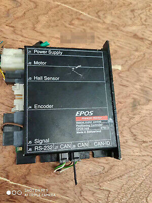 1pc Used Maxon Epos245 275512 Acdc Integrated Servo Driver
