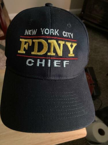 FDNY BATTALION CHIEF BALL CAP