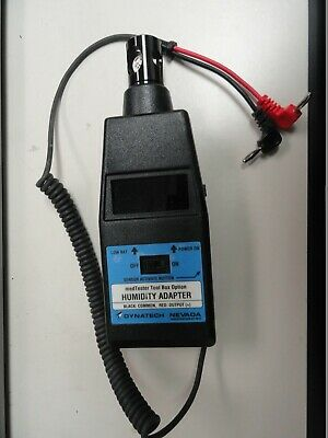 Dynatech Nevada Humidity Adapter Medtester Tool Box Option L028456