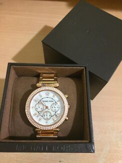 Michael Kors Watch Rose-Gold Adelaide CBD Adelaide City Preview