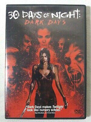 30 Days of Night: Dark Days DVD