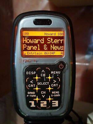 ACTIVE SIRIUS XM XACT XTR1 Howard Stern