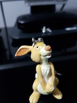 rare disney rabbit from whinney the pooh keychain