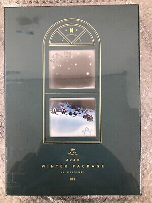 [FACTORY SEALED] BTS 2020 Winter Package DVD with Tracking number